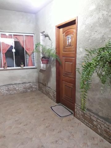 Casa Nova (Parque Eldorado em Caxias). 2 quartos, espaço gourmet, terraço coberto