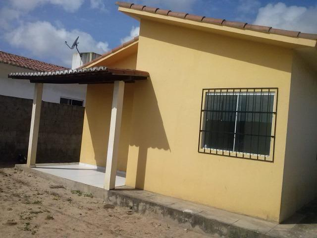 Alugo casa 2/4 280,00 reais Santa Tereza Parnamirim - Foto 2