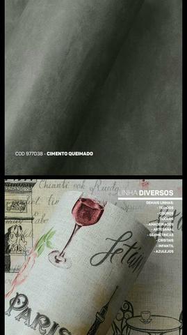 Adesivo , vinílico , tecido - Foto 6