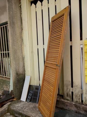 Porta em madeira - Foto 2