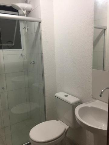 Alugo apartamento à 200m da Fraga Maia - Foto 3