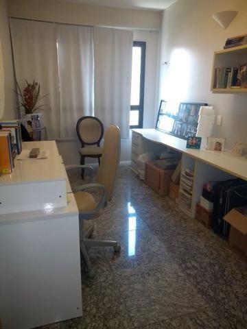 Incrível apartamento 4 suítes, mobiliado, Aldeota/Meireles - Foto 17