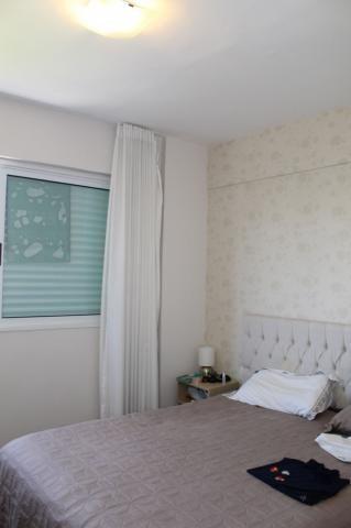 4 quartos, 2 suítes, varanda, elevador, 3 vagas livres, lazer e excelente localização. - Foto 6