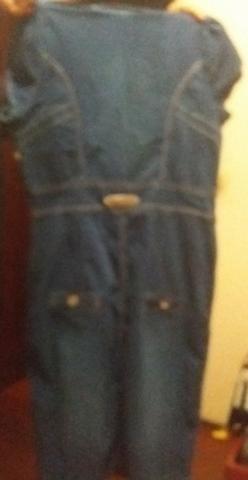 Vestidos jeans kabene