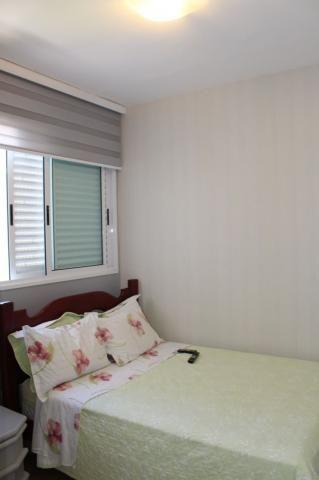 4 quartos, 2 suítes, varanda, elevador, 3 vagas livres, lazer e excelente localização. - Foto 12