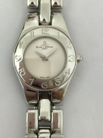 e86797af6ce Relógio Baume   Mercier Linea feminino