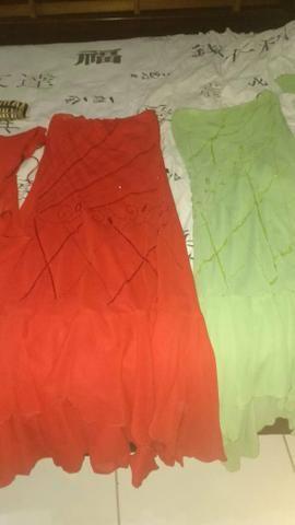 c05420026ca8b Dois vestidos de festa - Roupas e calçados - St H Arniqueiras ...