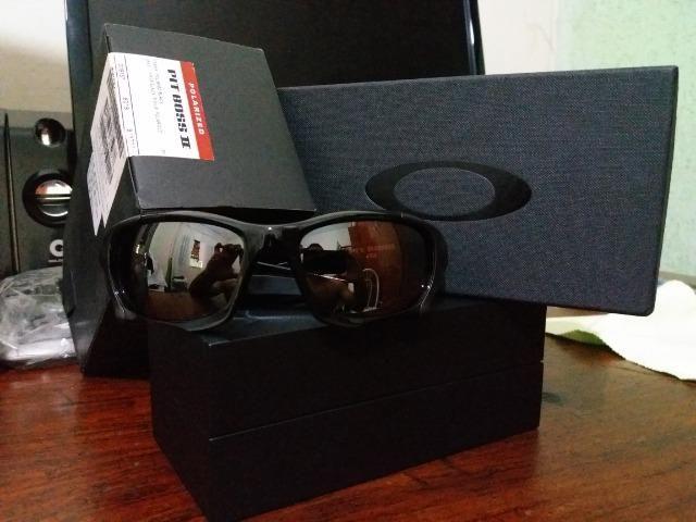 Óculos Oakley Pit Boss II - Bijouterias, relógios e acessórios ... bab494a918