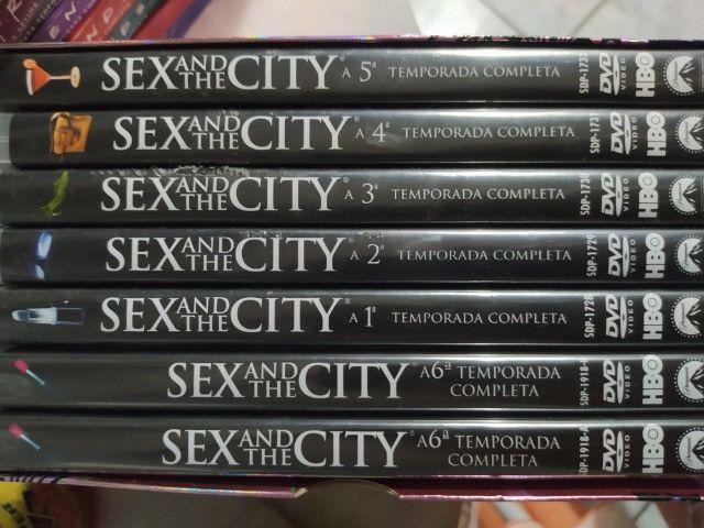 Coleção sex qnd the city - Foto 4