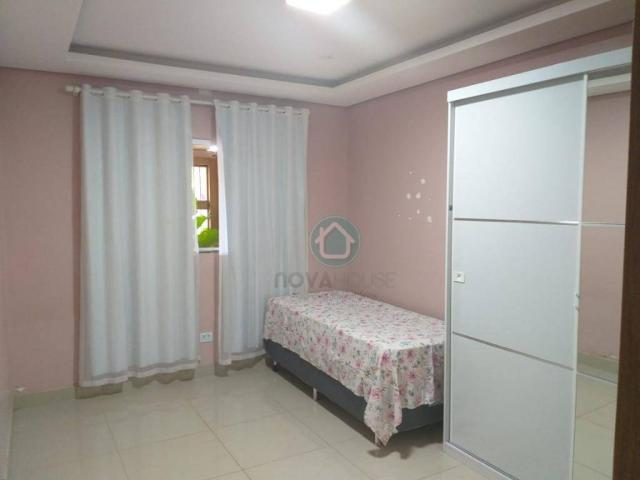 Casa com 4 dormitórios à venda, 220 m² por R$ 380.000 - Cohafama - Campo Grande/MS - Foto 4