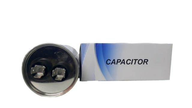 Capacitor Ar Condicionado 40uf 380vac 50x100mm -18.000btus - Foto 3
