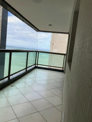 Pelegrine Apart. 105 m², 3 quartos, 1 suíte, 2 vagas, armários, lazer completo, Itaparica - Foto 5