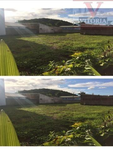Terreno em Matinhos, Frente para duas ruas - Foto 6