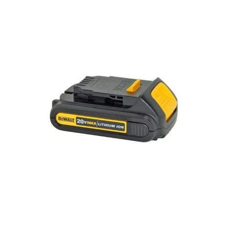 Bateria 20v Max Compact 1,3ah Lítio Dcb207-b3 Dewalt