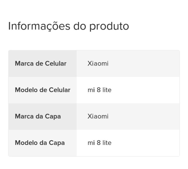 Capinha de silicone Xiaomi MI8 Lite + película de vidro - Novo - Foto 5