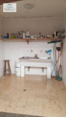 Sobrado com 4 dormitórios para alugar, 339 m² por R$ 5.000/mês MAIS IPTU DE R$350,00 - Jar - Foto 12