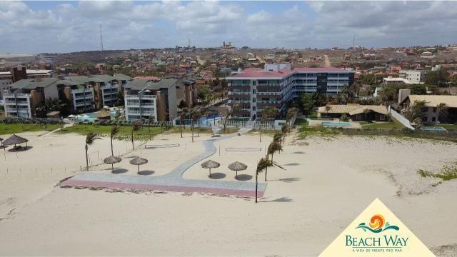 Apartamento à venda com 2 dormitórios em Porto das dunas, Aquiraz cod:DMV111 - Foto 16
