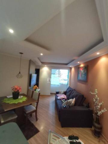 Apartamento com 2 dormitórios à venda, 50 m² por R$ 250.000 - Fazenda Aricanduva - São Pau - Foto 7