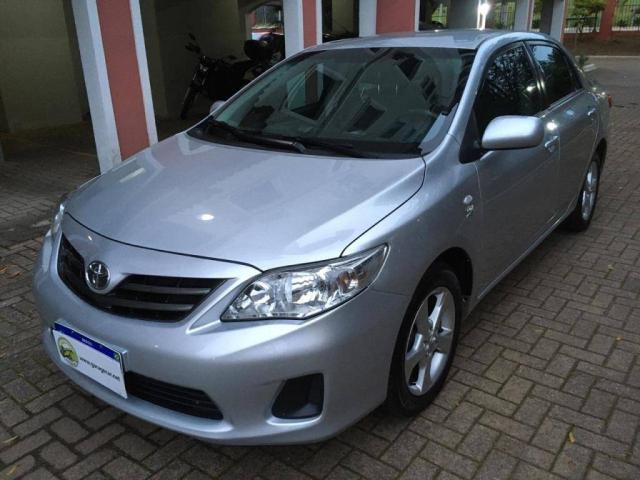 COROLLA 2012/2013 1.8 GLI 16V FLEX 4P MANUAL - Foto 2