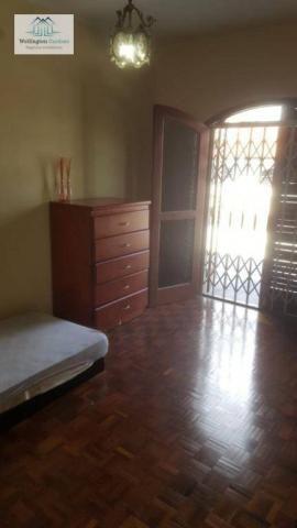 Sobrado com 4 dormitórios para alugar, 339 m² por R$ 5.000/mês MAIS IPTU DE R$350,00 - Jar - Foto 6