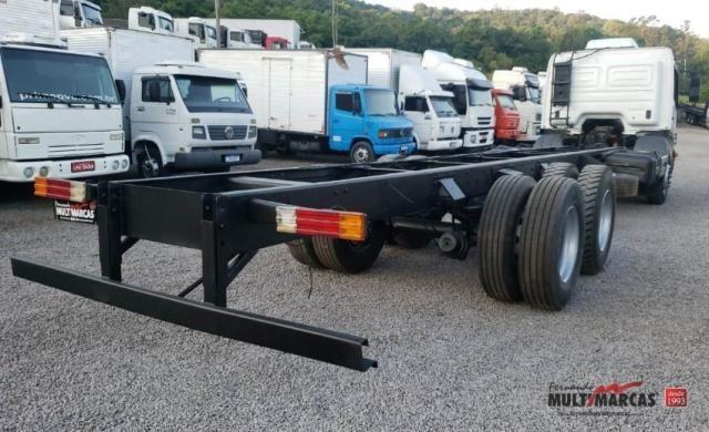 Mercedes Benz Atego 2428 - No chassi - Foto 5