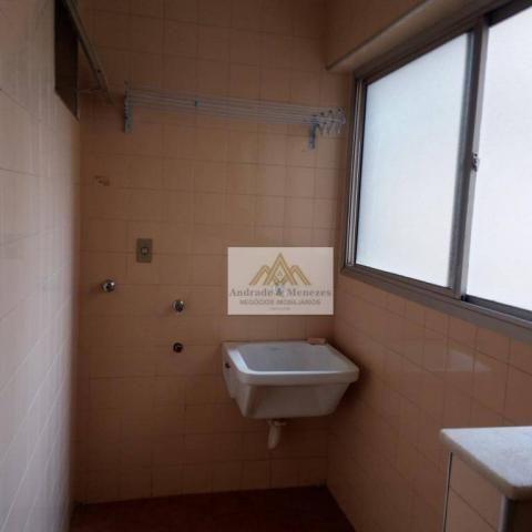 Apartamento com 1 dormitório para alugar, 69 m² por R$ 750,00/mês - Centro - Ribeirão Pret - Foto 11