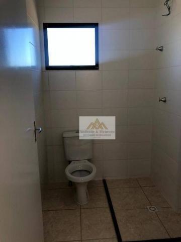 Apartamento com 2 dormitórios para alugar, 42 m² por R$ 700,00/mês - Bonfim Paulista - Rib - Foto 11