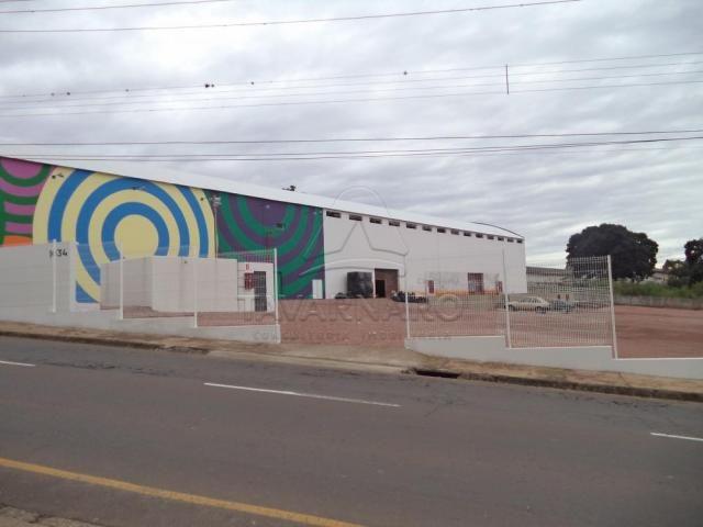 Galpão/depósito/armazém para alugar em Estrela, Ponta grossa cod:L270 - Foto 5