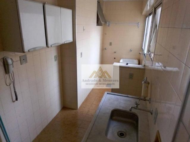 Apartamento com 1 dormitório para alugar, 69 m² por R$ 750,00/mês - Centro - Ribeirão Pret - Foto 8