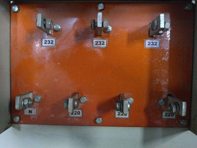 Transformador 20kva 220/127 kimarki (semi novo)  - Foto 4