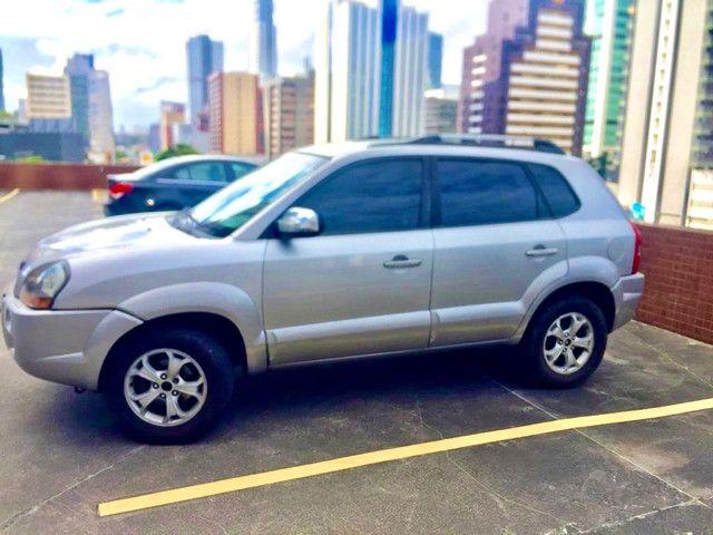 HYUNDAY Tucson GL (Aut) flex finacio R$ 23900 2010 - Foto 5