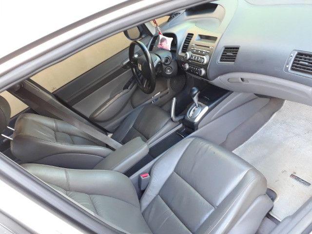 Civic 2009 lxs 1.8 flex automatico