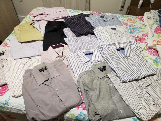 Ternos, paletós, camisas e calça social - Foto 3