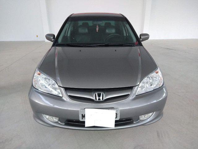 Honda civic LX 1.7 115 CV 2006 Automático