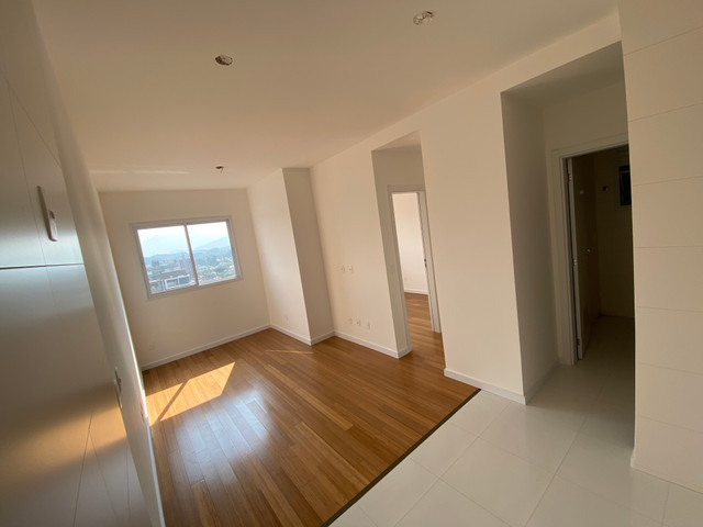 Apartamento Novo centro de Joinville - ótimo padrão 1 quarto novo entregue 2019