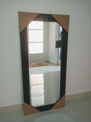 Espelhos Novos Tamanho 45x1,00 - Foto 4