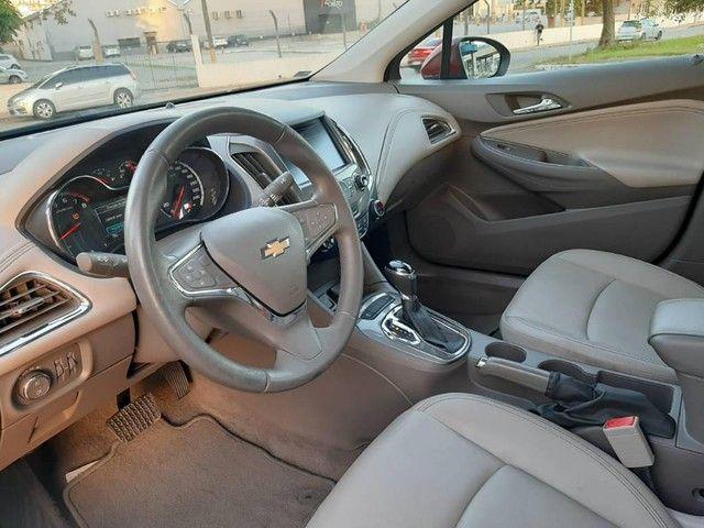 Chevrolet Cruze LTZ  - Foto 9