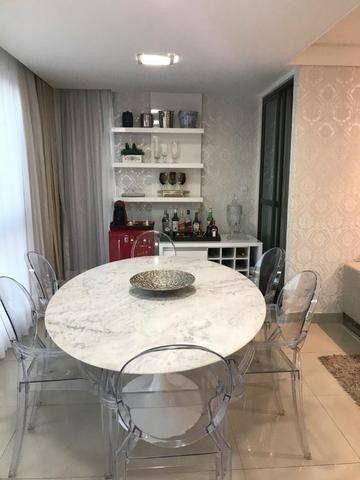 Arpoador* - Jardim Luna - Andar intermediário - 215 m² - 04 stes + DCE - Todo ambientado - Foto 9