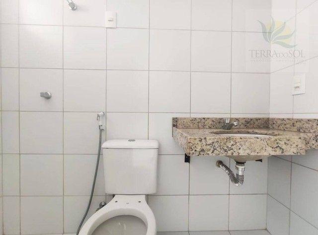 Apartamento com 3 dormitórios à venda, 81 m² por R$ 455.000 - Edson Queiroz - Fortaleza/CE - Foto 16