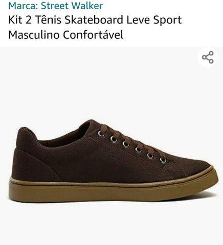 Vendo Kit 2 tênis  - Foto 2