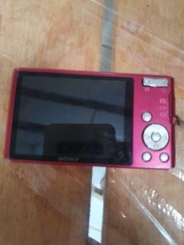 Camera sony 14.1 rosa conservada $ 99.99  - Foto 2