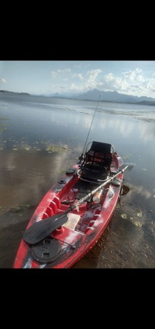 Caiaque de pesca robalo pró - Foto 2