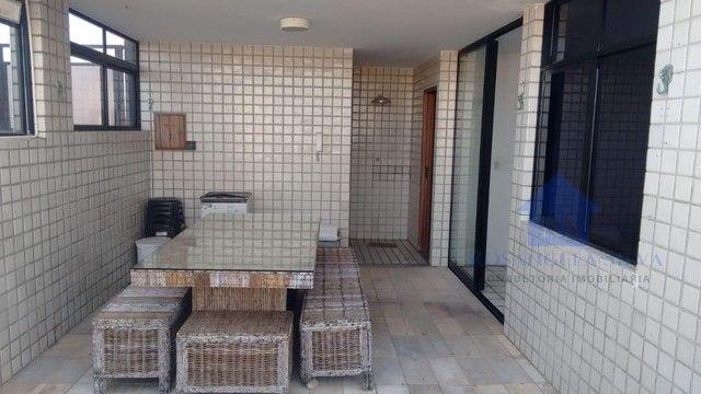 Apartamento para Locação em Maceió, Ponta Verde, 5 dormitórios, 4 suítes, 8 banheiros, 3 v - Foto 12