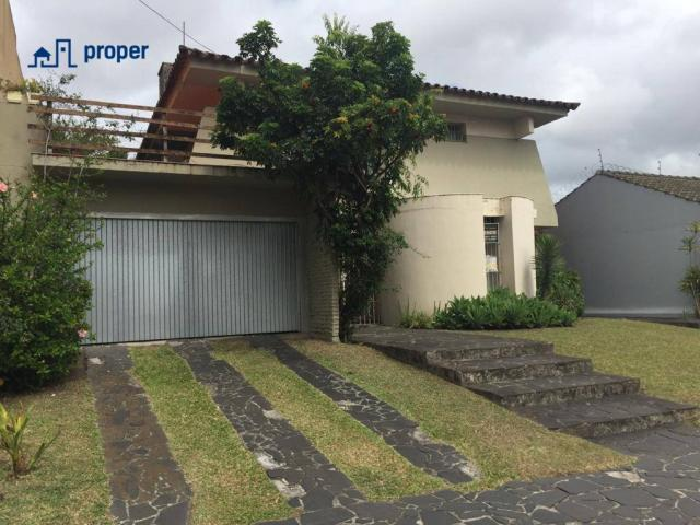 Sobrado com 4 dormitórios à venda, 270 m² por R$ 900.000 - Centro - Pelotas/RS - Foto 3