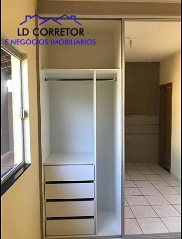 Casa de 2 Quartos em condomínio fechado completo em armários e espaço gourmet pronto - Foto 17