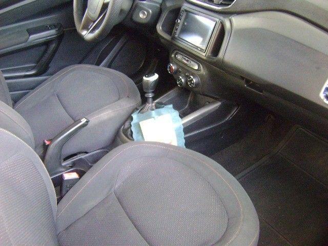 chevrolet gm Onix 2013 1.4 flex completo ar condicionado laudo aprovado baixa km - Foto 8