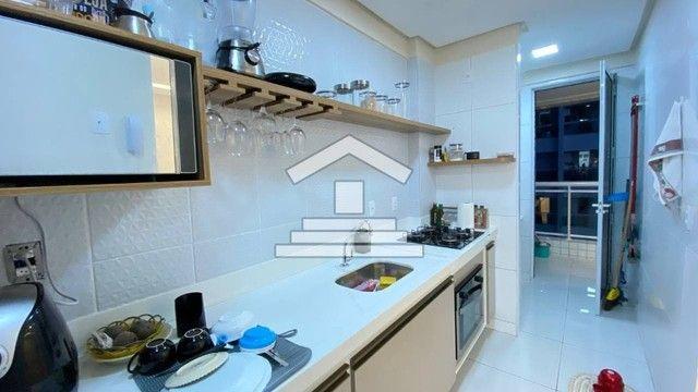 AB275 - Apartamento com 02 quartos/piso porcelanato/ projetados - Foto 6