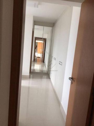 Apartamento com 3 dormitórios para alugar, 143 m² por R$ 4.200,00/mês - Jardim Aclimação - - Foto 7