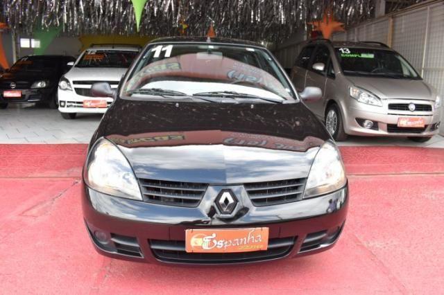 Renault clio hatch 2011 1.0 campus 16v flex 2p manual - Foto 5