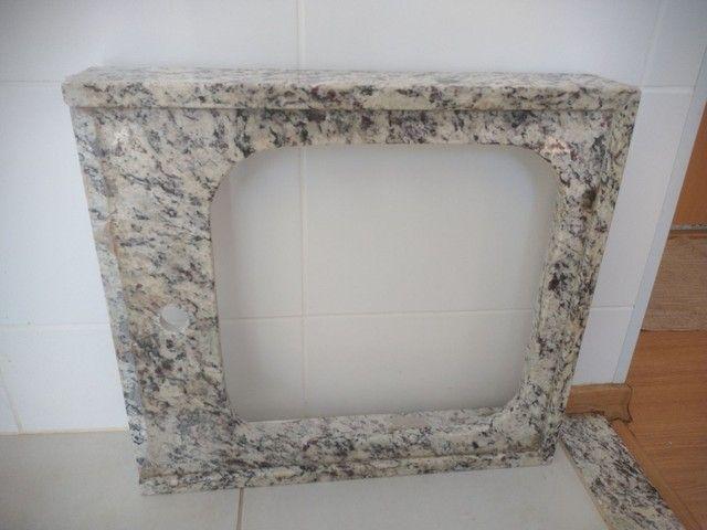 Pedra da pia de lavar louça e tanquinho - Foto 6